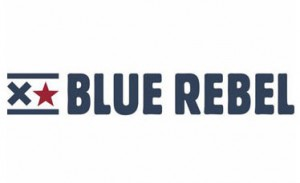 Blue Rebel logo