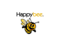 Happybee logo