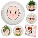 Foodface borden