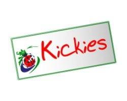 Kickies Babyslofjes logo