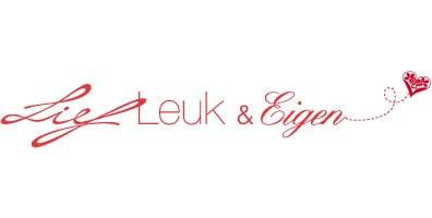 Lief Leuk & Eigen logo