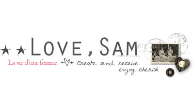 Love, Sam logo