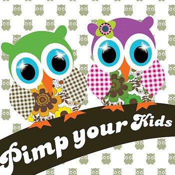 Pimp your kids logo