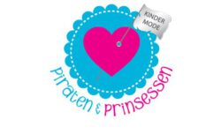 Piraten & prinsessen logo