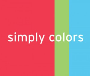 Simply colors logo