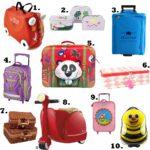 Leuke koffertjes voor kinderen