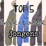 Winterjassen voor jongens top 5 ('14-'15)