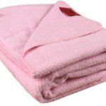 Kees roze deken