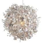 Porcelino pearl colorique lamp