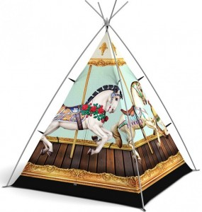 Fieldcandy speeltent wigwam