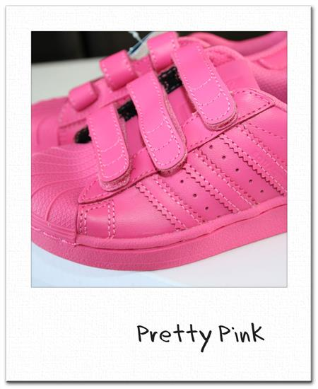 Superstar Roze Adidas