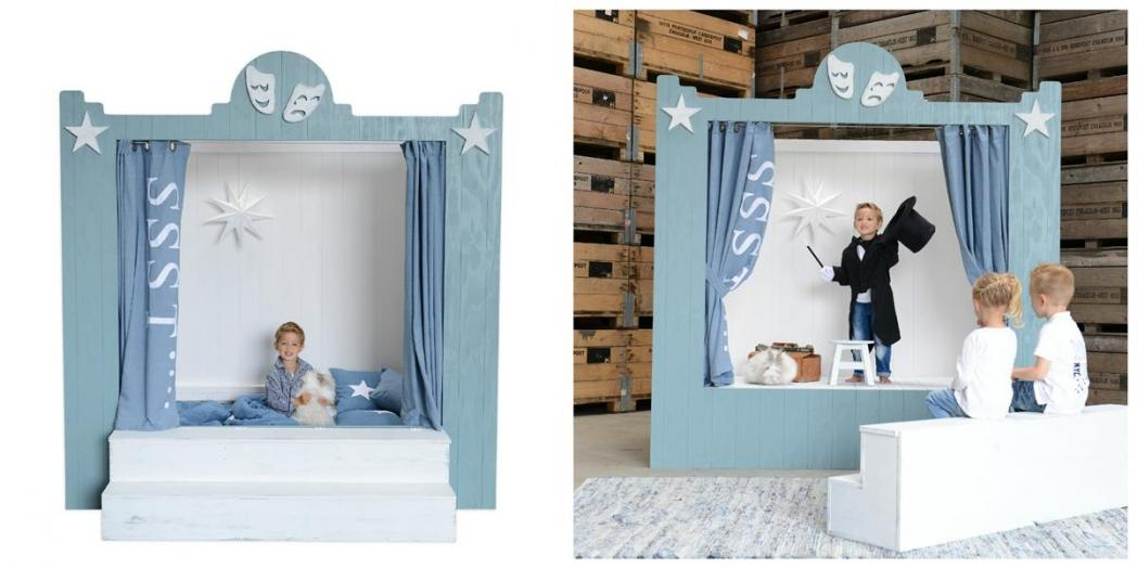kinderbedtheaterbed