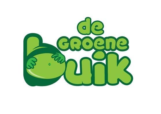 De groene buik logo
