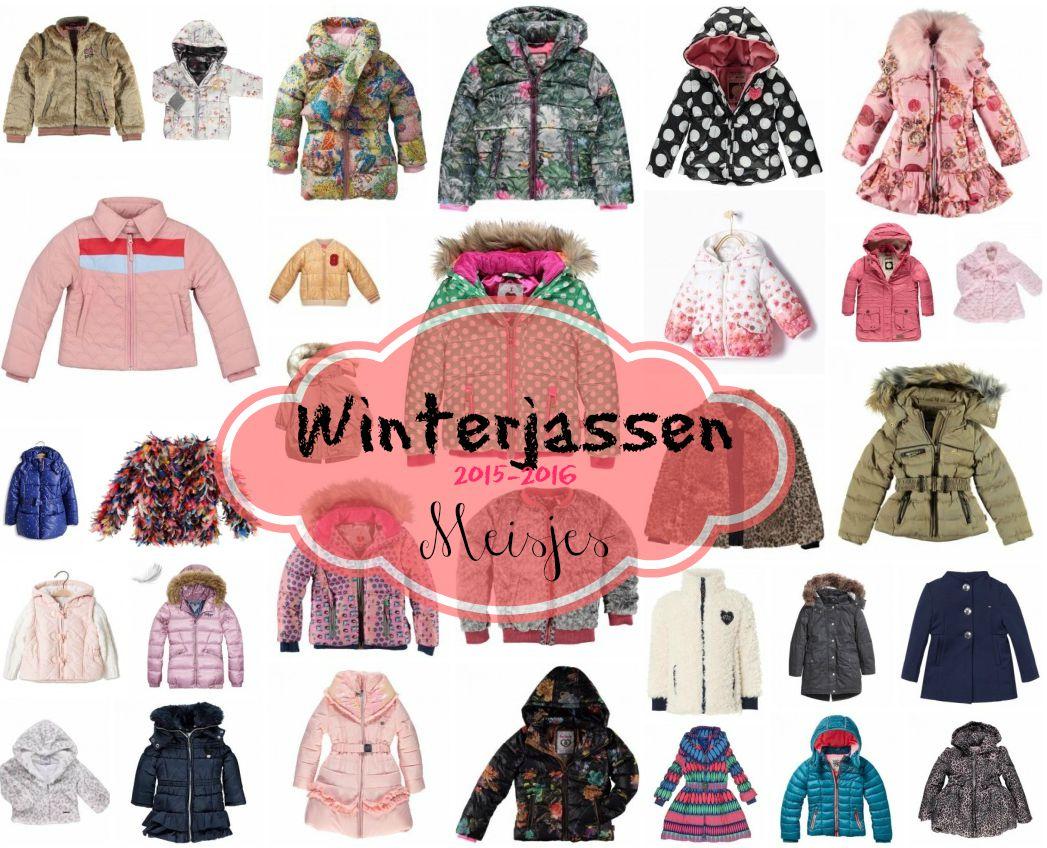 winterjassen 15-16 meisjes