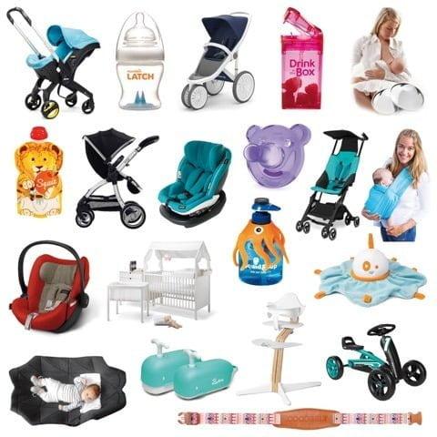 genomineerden Baby Innovation Award