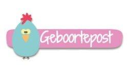 Geboortepost logo