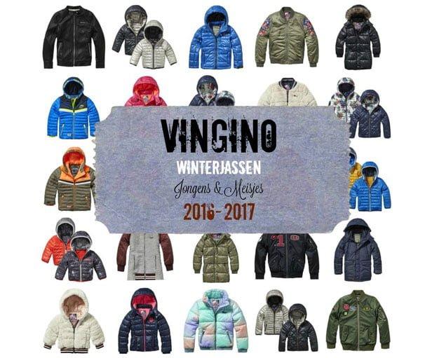 e124223828fbf6 Vingino winterjassen '16-'17 ⋆ KidsShopgids.nl