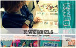 KWEBBELS boekenpakket