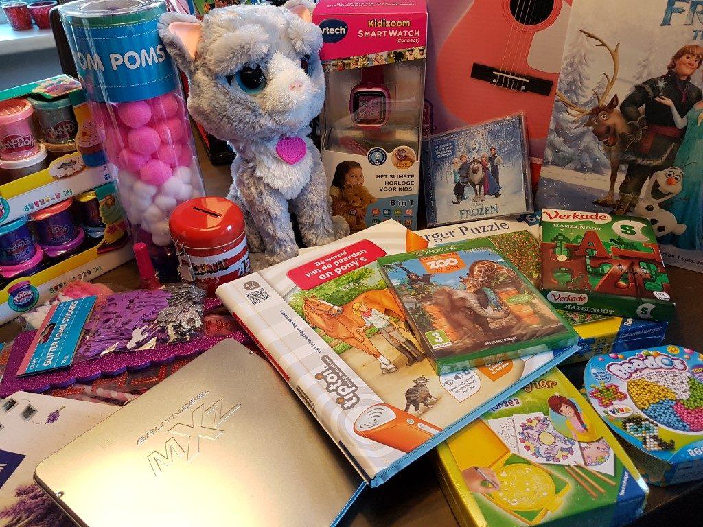 cadeau kind 6 jaar Wat bracht Sint? Cadeau ideeën voor meisje 6 jaar ⋆ KidsShopgids.nl cadeau kind 6 jaar
