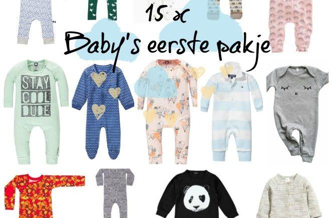 boxpakjes babypakjes jumpsuits