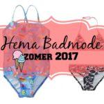 Badmode van Hema zomer 2017