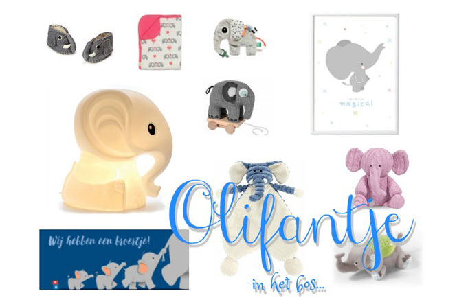 olifantjes voor babys
