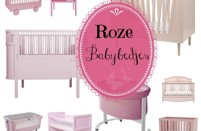 Te Koop Babybedje.Roze Babybedjes Ledikant Wieg Kidsshopgids Nl