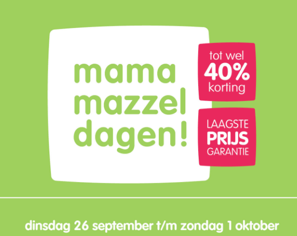 Mama Mazzeldagen september 2017