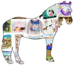 Cadeaus voor paardenmeisjes