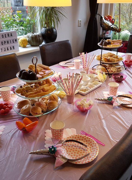 Iets Nieuws Bekend High Tea Voor Kinderfeestje VZ07   Belbin.Info #IX98