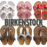 Birkenstock sandalen en slippers voor meisjes – korting!