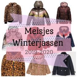 Winterjassen meisjes 2019-2020