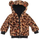 Baby musthave! Z8 borgvestje leopard