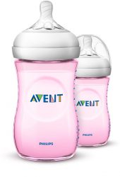 Philips avent natural roze