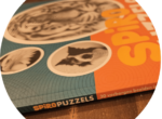 Spiropuzzels van MUS Creatief