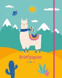 lama-briefpapier