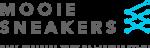 Mooie sneakers logo